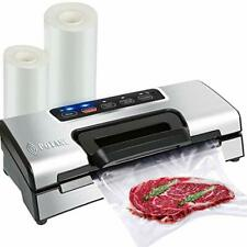 New listing Precision Vacuum Sealer Machine,Pro Food Sealer with Built-in Cutter and Bag
