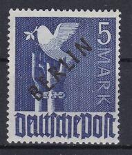 Briefmarken aus Berlin (1948-1949) als Satz