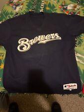 Game Worn Defunct Helena Brewers Pioneer League Baseball Jersey MILB