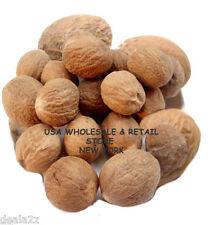 1lb Whole Nutmeg Jaifal jaiphal Food Ayurveda Medicine Indian Food Spice USA