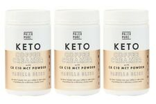 Paleo Pure Keto Coffee Creamer W MCT Powder Vanilla Bliss 250g