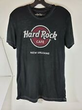 EUC☆☆Hard Rock Cafe NEW YORK T Shirt Graphic Logo ☆New Style☆Mens Medium