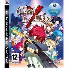 CROSS EDGE  para PS3 (Nuevo) PAL ESP juego físico