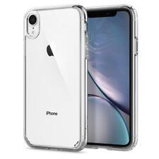 iPhone XR Case, Genuine SPIGEN Ultra Hybrid Bumper Hard Cover for Apple