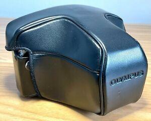 Genuine Olympus OM 1.4N Black Ever Ready Case - OM1 OM2 OM2n OM3 OM4 OM10