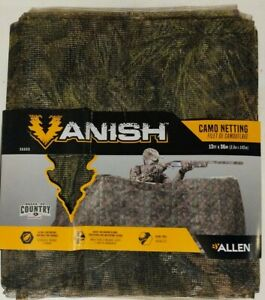 Allen Vanish Camo Glare-Free Netting 25323 12ft x 56in