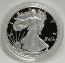 2015 American Eagle One Ounce Silver Proof Coin 1 oz OGP United States Mint AZ51
