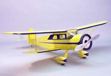 Waco ARE #1805 Dumas Balsa Wood Model Airplane Kit (Suitable for Electric R/C)