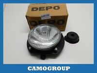 Front Headlight Right Left Front Left Headlight Depo For VW Polo