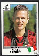 PANINI CALCIO VIGNETTA-UEFA CHAMPIONS LEAGUE 1999-00 - n. 303-AC MILAN