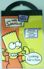 The Simpsons TV Character Carry Pack  (Packed with activities)