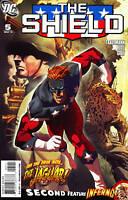 The Shield #5 Comic Book - DC