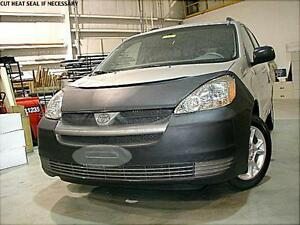 Lebra Front End Mask Cover Bra Fits TOYOTA SIENNA 2004-2005 04 05