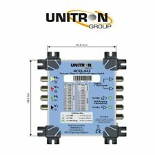 More details for unitron sky q dcss-422 two-way dscr add on legacy switch – no psu included