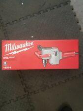 """Milwaukee 1/2"""" Hole Hawg Heavy-Duty Corded Right Angle Drill 1675-6 NEW"""