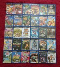 Playstation 2 Games Bundle 30 Family Entertainment ps2 Games All Complete Lot A1