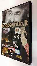Beppe Grillo. beppegrillo.it (2005) DVD