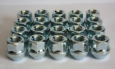 20 X M12 X 1.5 OPEN END ALLOY WHEEL NUTS FIT HYUNDAI SANTA FE SONICA SONATA