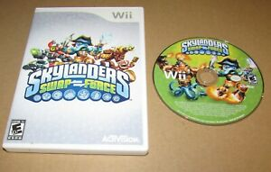 Skylanders Swap Force (Game Only) for Nintendo Wii Fast Shipping!