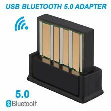 Bluetooth 5,0 USB Stick BT Adapter Highspeed Mini Nano Dongle für Laptop,PC,Mac