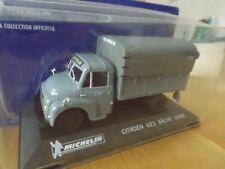 michelin 1/43 scale diecast model citroen U23 bache usine lorry Nib