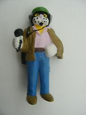 Figurine Vintage 1983 PVC SCHLEICH W.GERMANY Rare FR3 TELECHAT Telegato GROUCHAT