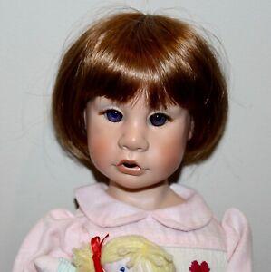 """GOD-KRUGER Vinyl Doll """"GOOD FRIENDS"""" Tagged"""