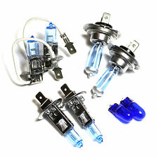 Vauxhall Vectra MK2/C H1 H7 H3 501 55w Tint Xenon High/Low/Fog/Side Light Bulbs