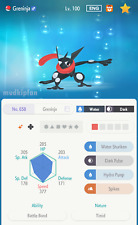 ✨SHINY✨ 6IV Ash Greninja (Battle Bond) - Pokemon Home FAST!