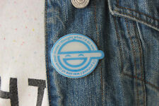 Laughing Man Ghost in the Shell Comic Book Pin