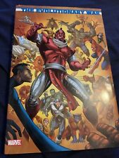 Evolutionary War Hardcover X-men Fantastic Four Avengers Spiderman