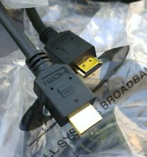 6/10/20 FT ALL System Broadband High Speed HDMI Cable ASB2713-2 V1.3A Cat2