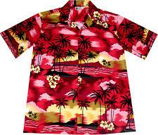 Camisa Hawaiana ORIGINAL Made in Hawaii Hawaiian Shirt Hawaiiana Hawaian L - 4XL