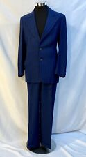 Marshall Grahame 1950s Mens Wool Suit