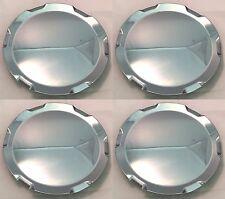 NEW 2010 - 2013 GMC TERRAIN Aftermarket Chrome Wheel Center Hub Cap SET