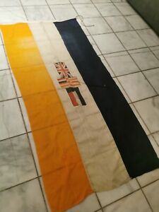 Old south african flag