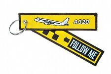 Porte-Clés Follow Me Airbus A320