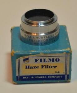 VTG Bell & Howell Filmo Haze Filter for Kodachrome w box