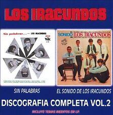 Discografia Completa, Vol. 2: Sin Palabras/El Sonido De Los Iracundos by Los...