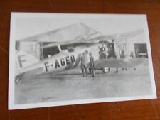 Blériot Spad S 56 Aviation-Photo format 9/14-Collection.
