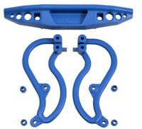 New RPM Traxxas Stampede 2WD Rear Bumper Blue 70835
