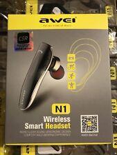 Awei Bluetooth Smart Headset N1