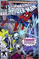 The Amazing Spiderman n. 359 originale americano Marvel
