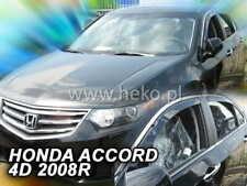 HONDA ACCORD  2008 -  SALOON / SEDAN  Wind deflectors 4.pc   HEKO  17147