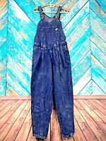 Guess by Georges Marciano Vintage 1980's Women's Denim Overalls Size 2