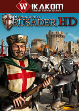 Stronghold Crusader HD Steam Digital NO DISC/BOX **Fast Delivery!**