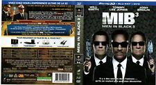 MEN IN BLACK 3 - Blu-ray + Blu-ray 3D - 2012 - 101 min - OCCASION