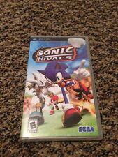 Sonic Rivals (Sony PSP, 2006) Complete!!
