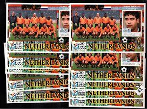 / 10X GRENADA 2000 - MNH - SOCCER - NETHERLANDS