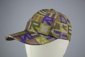 ETRO Monogram Womens Multi-Color cap hats Size Small